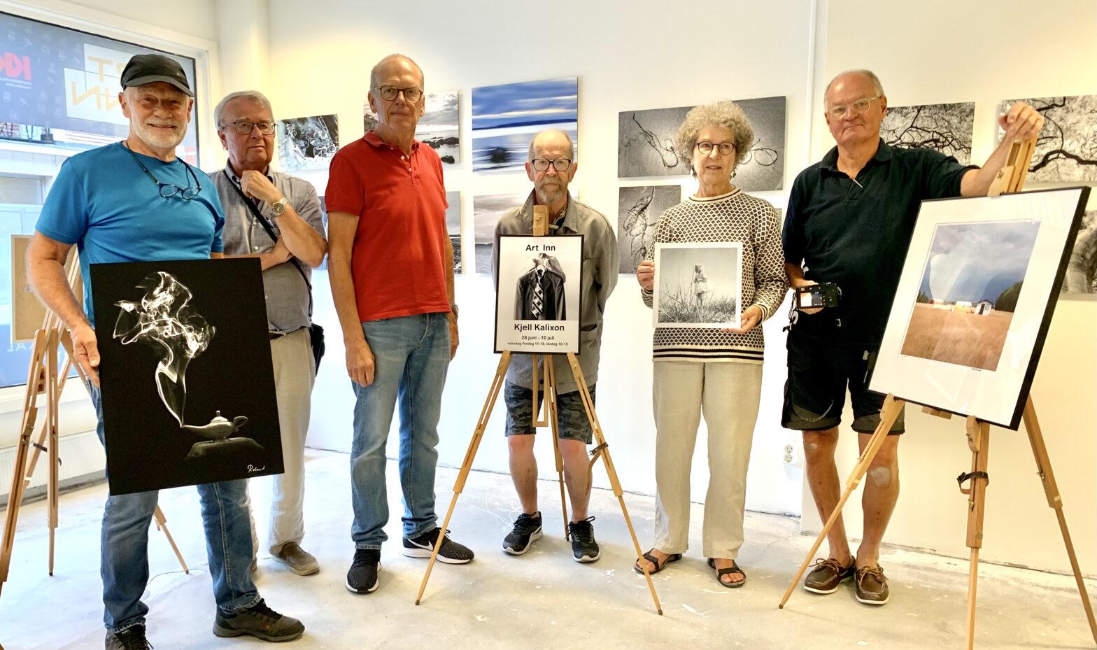 Utställarna på ART IN PHOTO 1